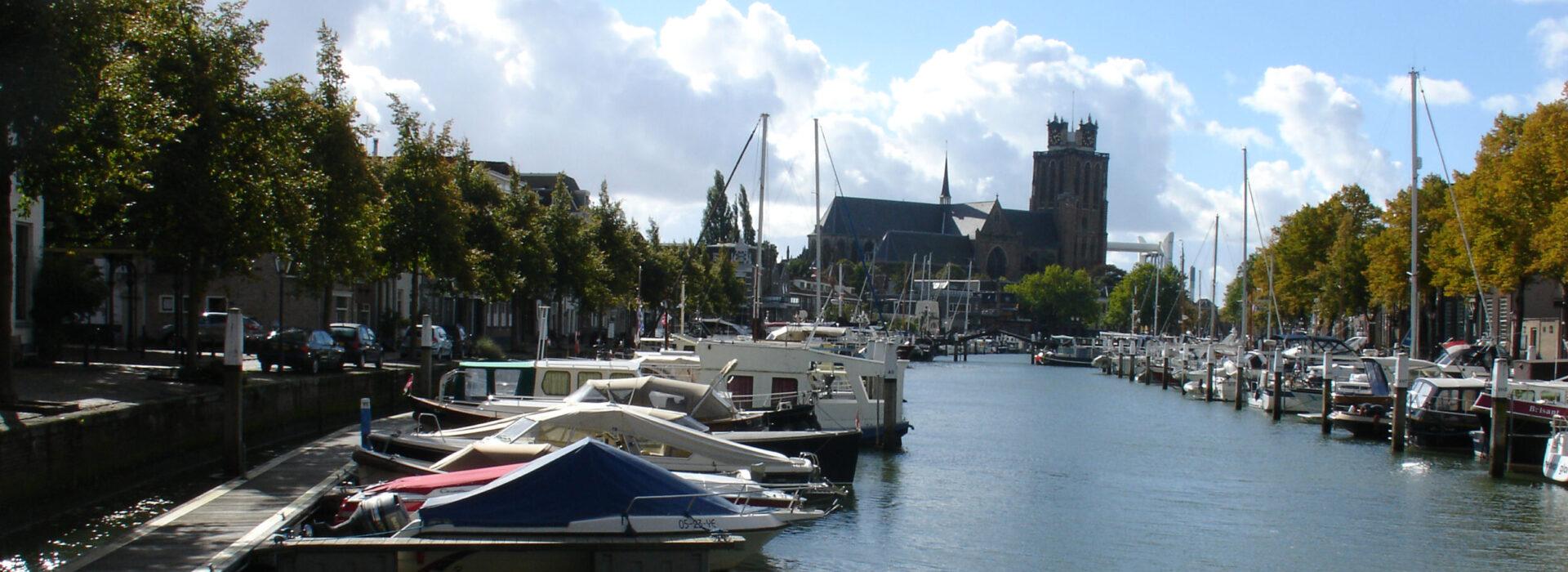 Stadswandelingen Gilde Dordrecht